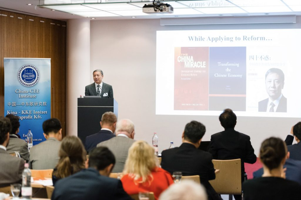 """China-CEE Institute hosted """"16+1 Cooperation and China-EU"""
